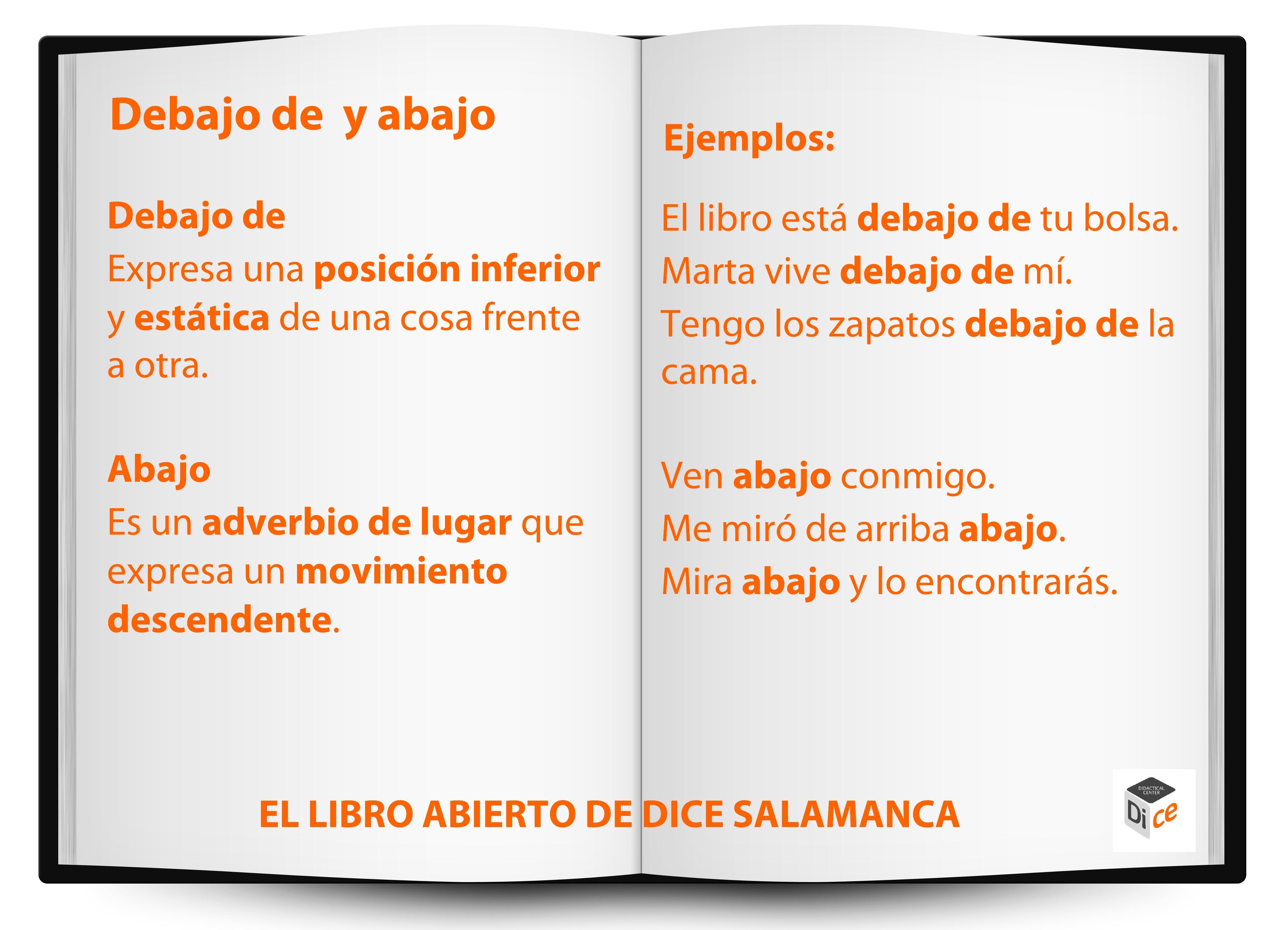 Libro abierto de dice 29 debajo de y abajo dice salamanca - En el piso de abajo libro ...